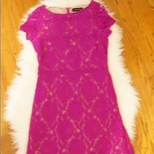 Ivanka Trump Lace Dress Size 10